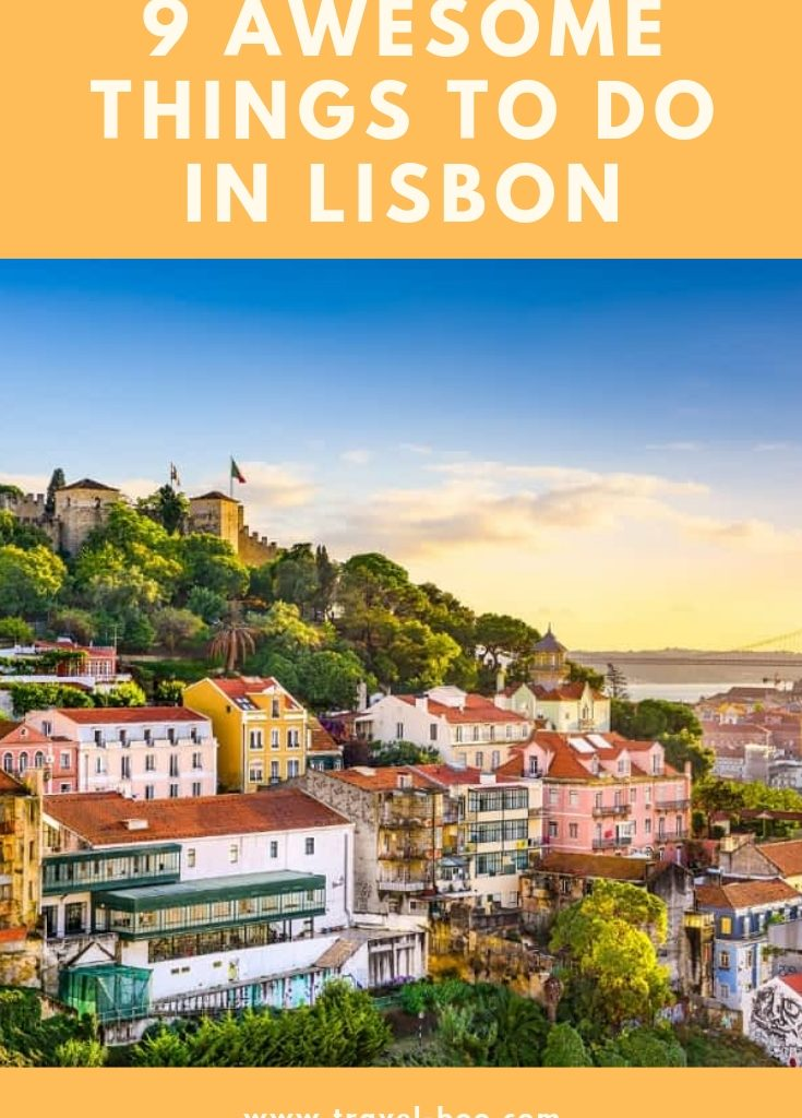 9 Unique Things to do in Lisbon
