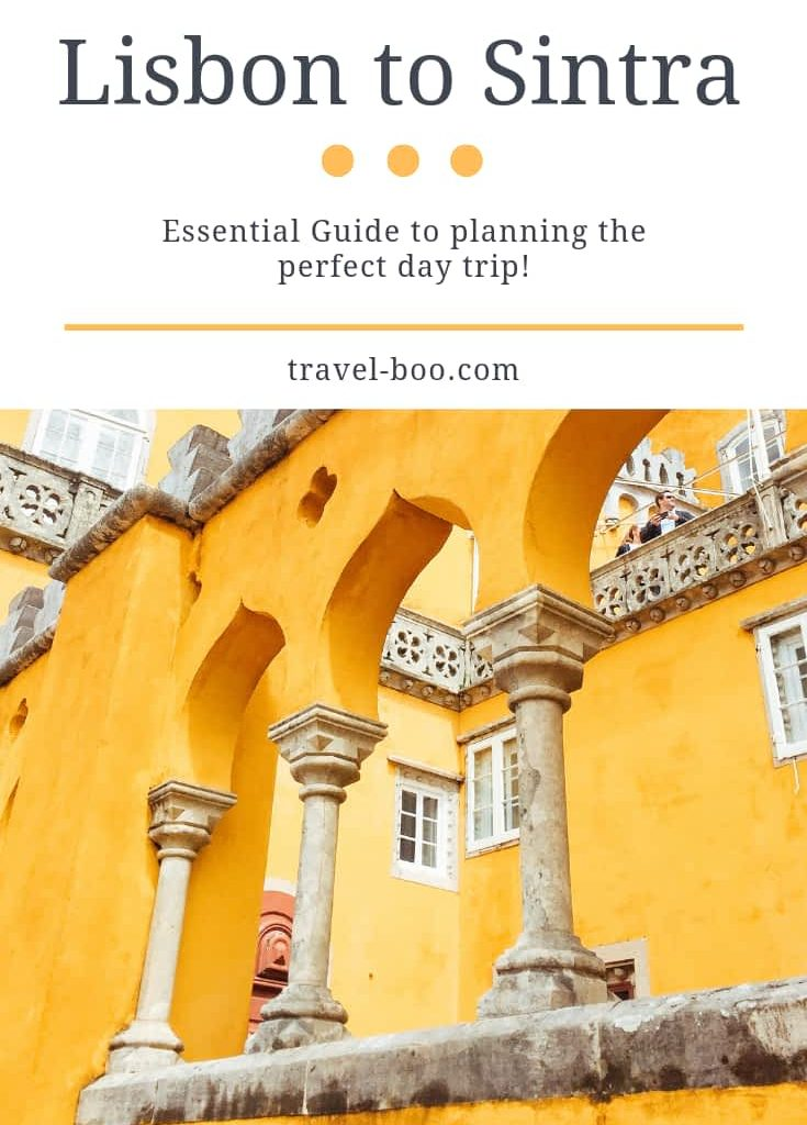 Essential Lisbon to Sintra Day Trip Guide