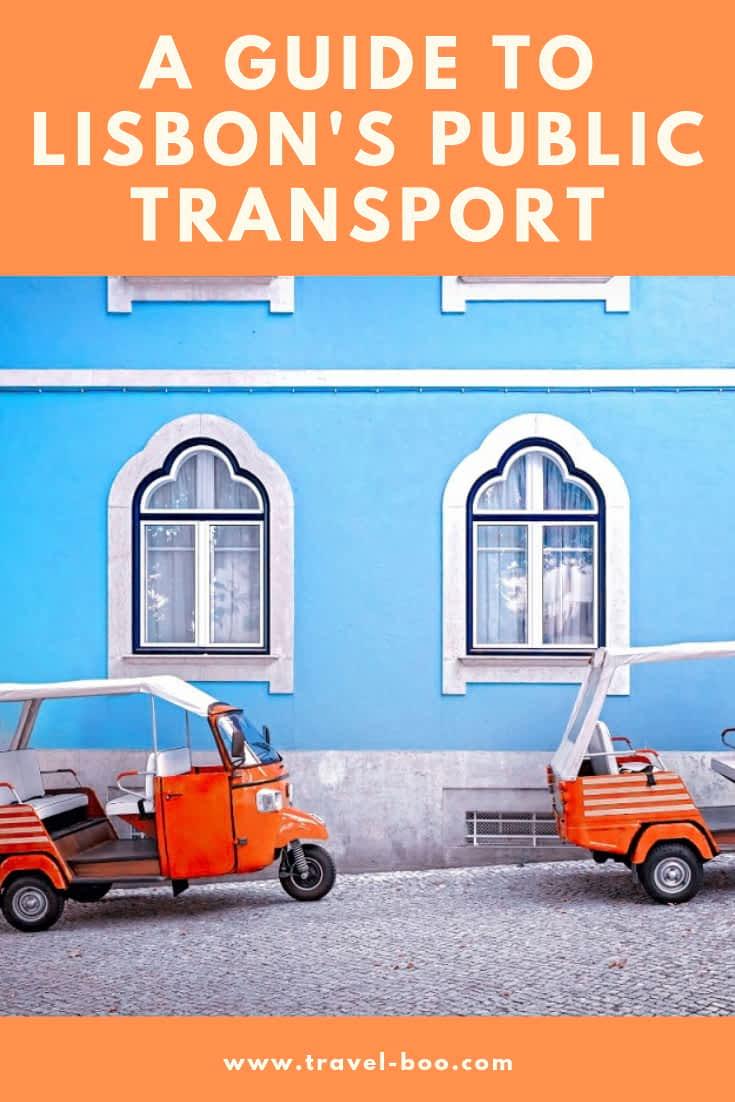 A Guide to Lisbon's Public Transport