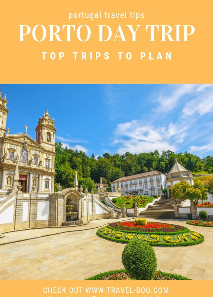 Day trip from Porto - Visit Braga