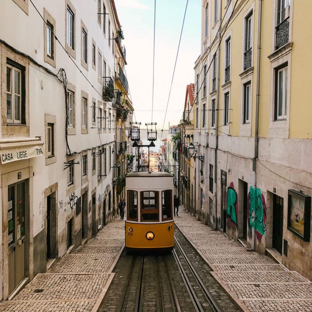 Lisbon Elevador Bica