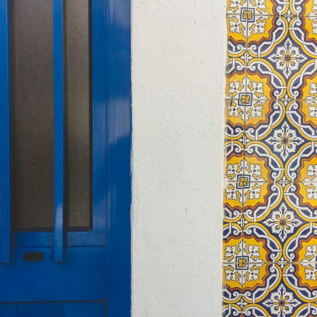 Tiles and Doors in Aveiro