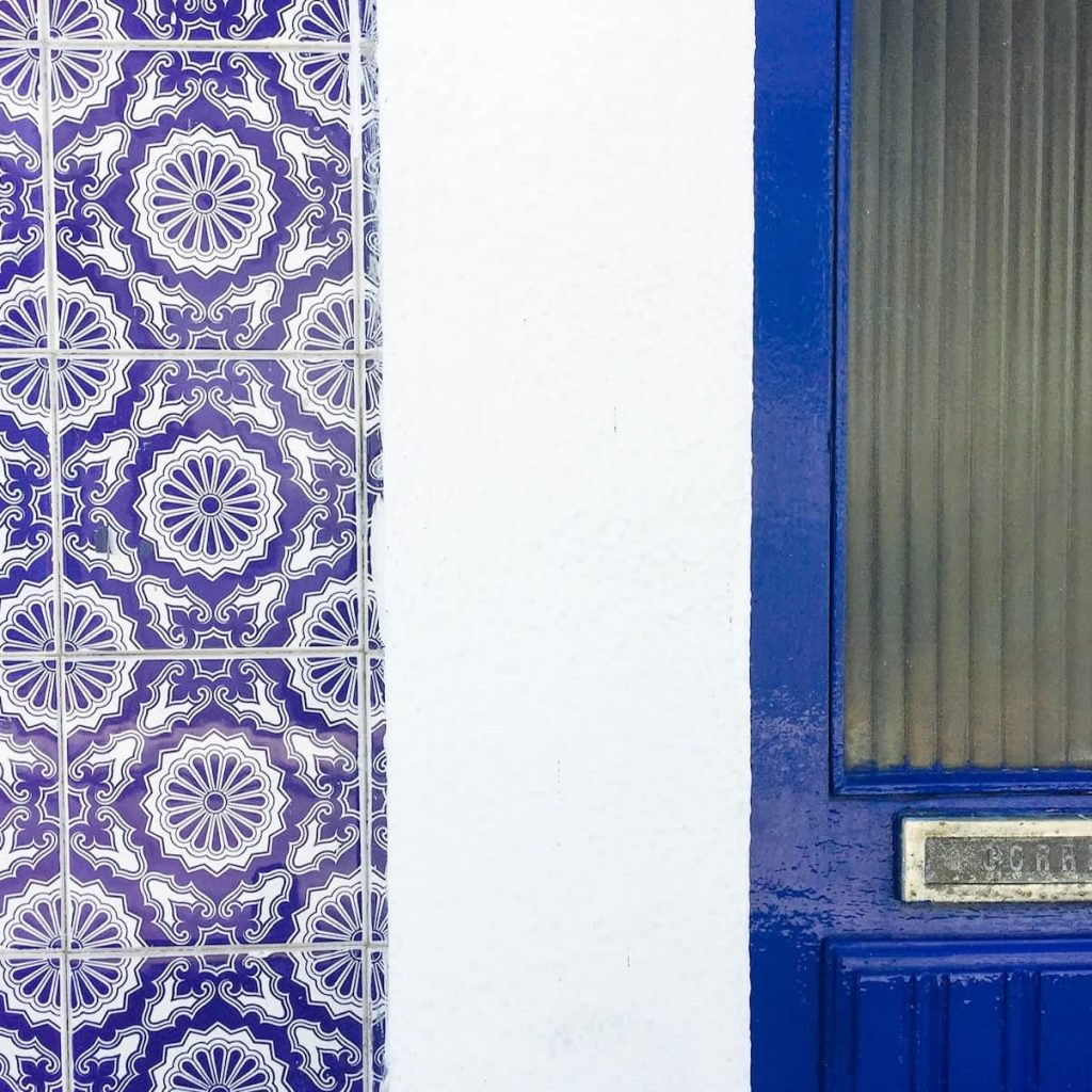 Tiles and Doors in Aveiro