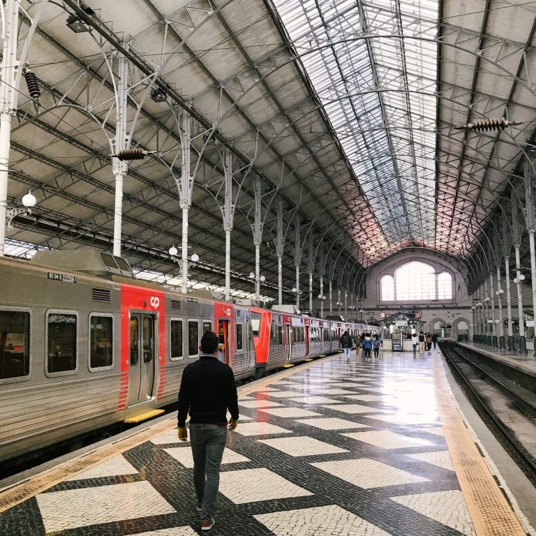 Lisbon Transport - Trains