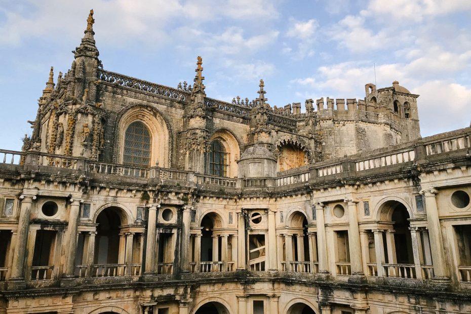 Convento do Cristo in Tomar