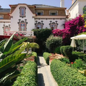 Stately home in Cascais