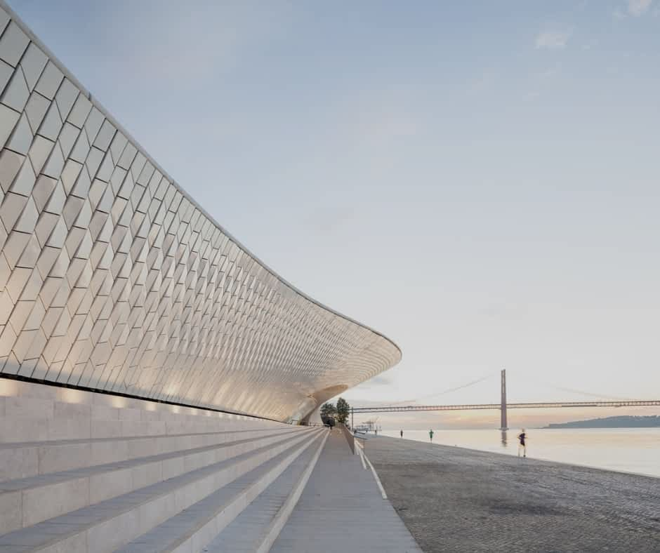 Museum of Modern Art, Architecture and Technology in Lisbon
