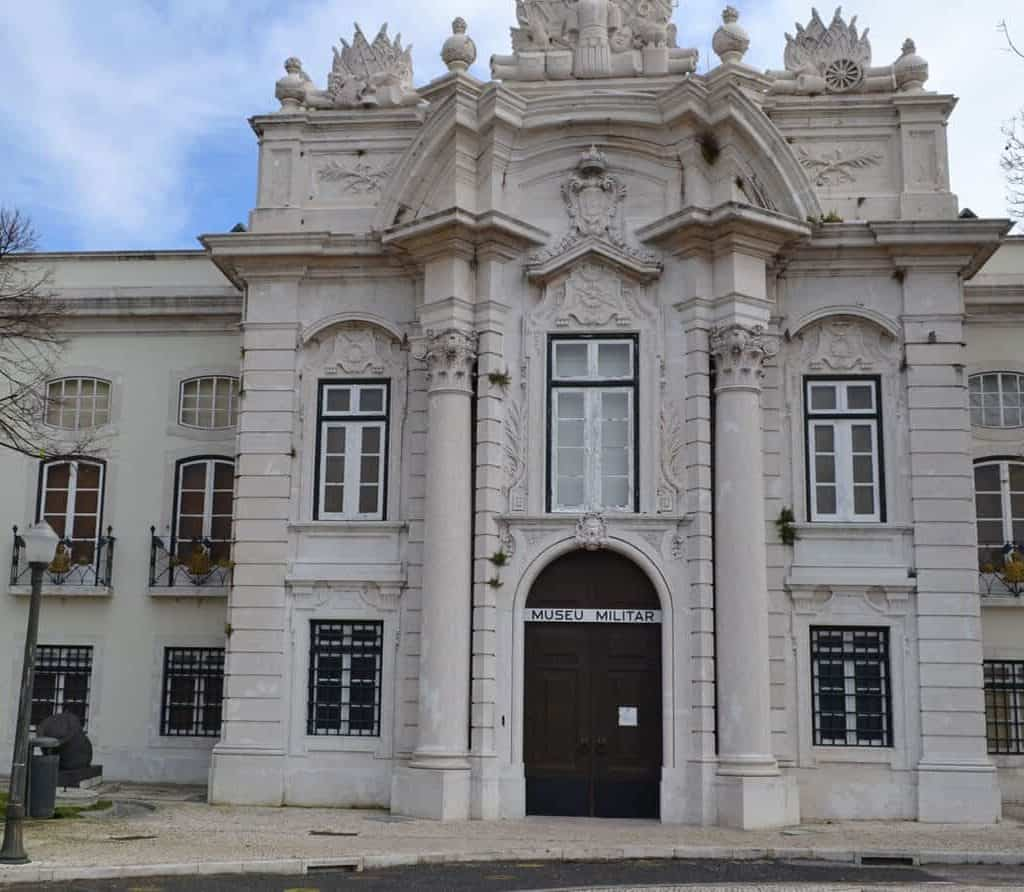 Military Museum of Lisbon