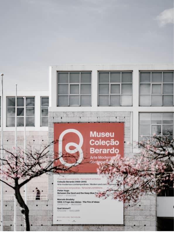 Museu Coleção Berardo Lisbon