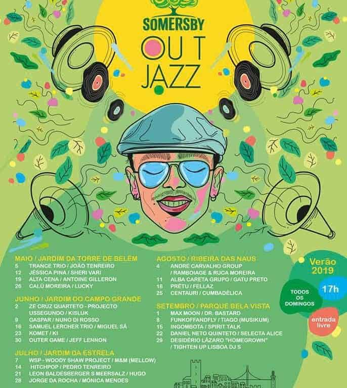 Outjazz 2019 Schedule