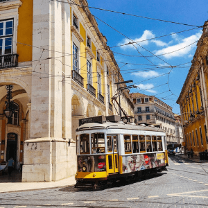 Lisbon Public Transport - A Guide to Getting around Lisbon.