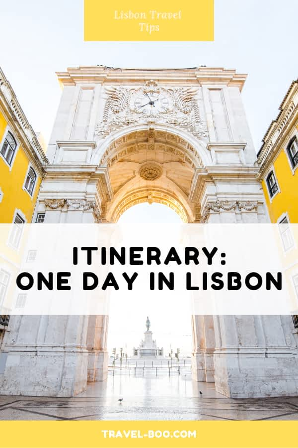 Itinerary: One Day in Lisbon