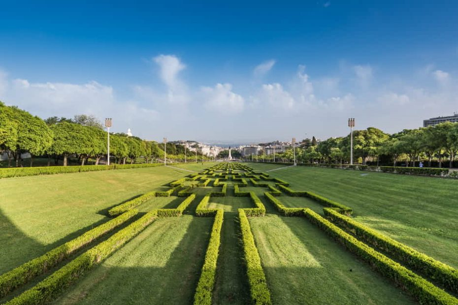 One Day in Lisbon Itinerary: Parque Eduardo VII