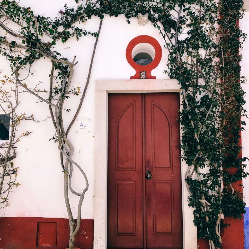 Obidos streets