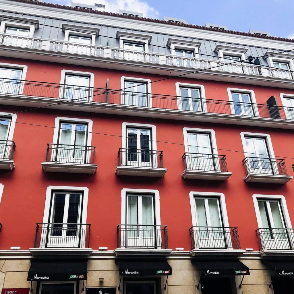 Where to stay in Lisbon: Chiado