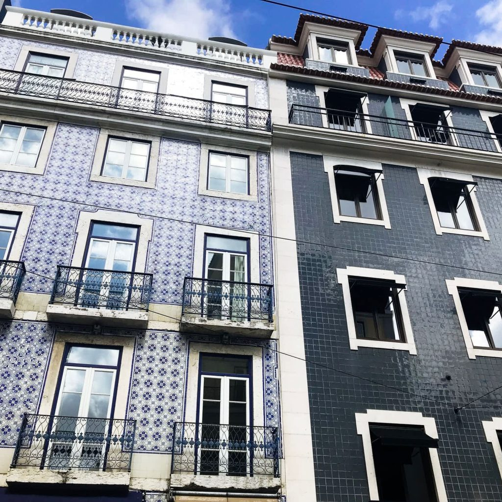 Architecture in Chiado