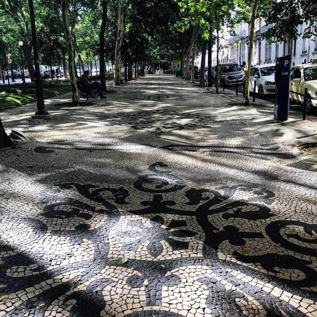 Avenida Liberdade, Lisbon