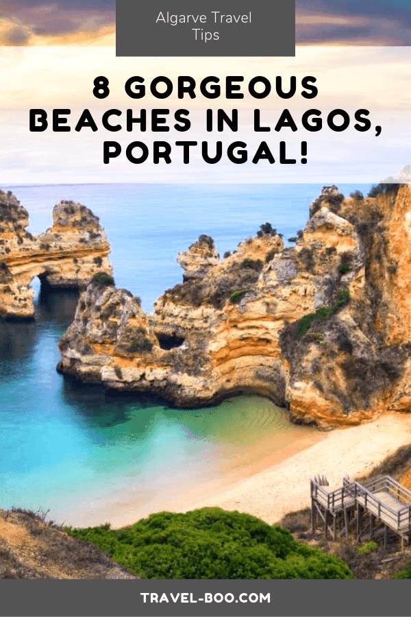 8 Gorgeous Beaches in Lagos, Portugal