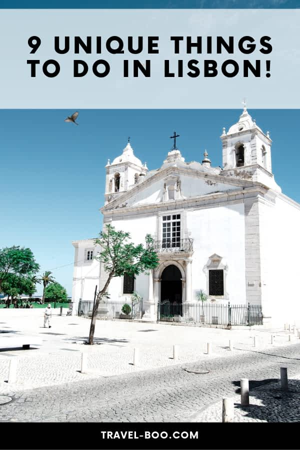How to get from Lisbon to Lagos, Portugal