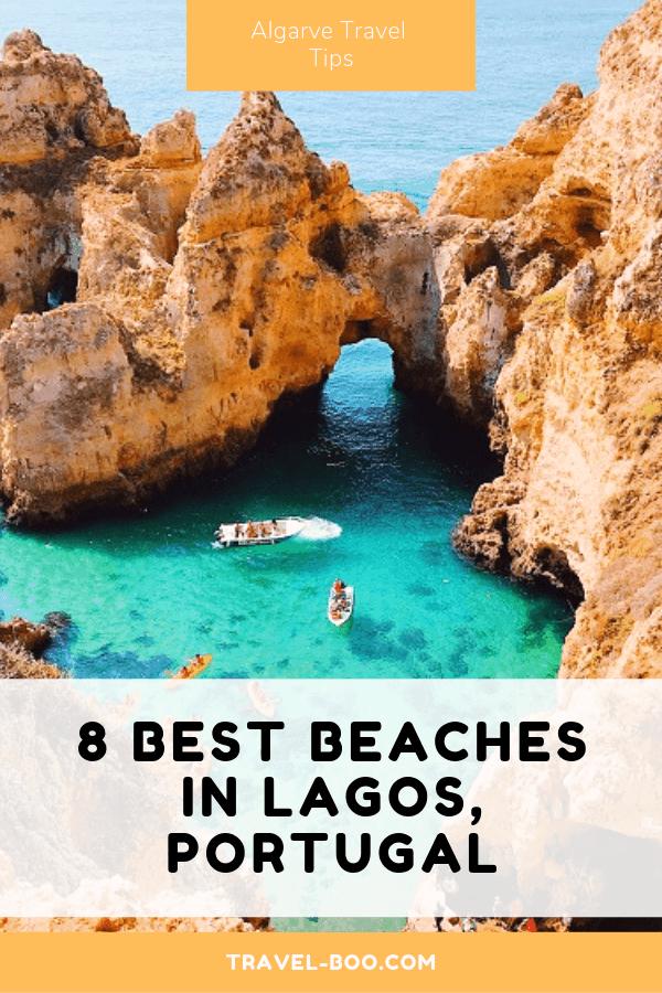8 Best Beaches in Lagos, Portugal