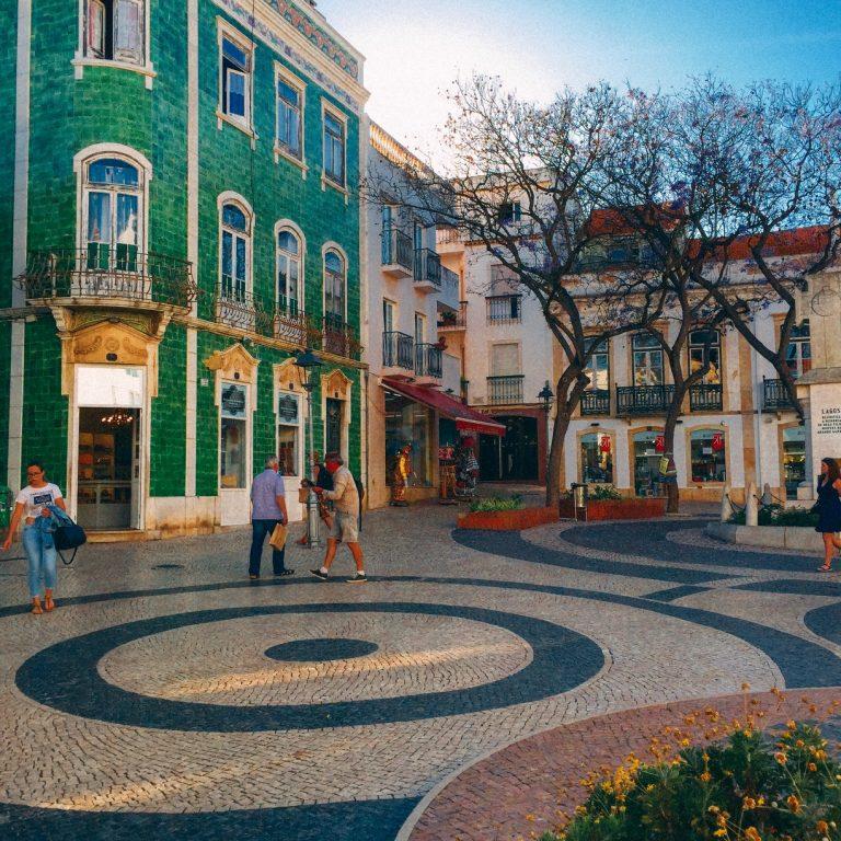 Lisbon to Lagos