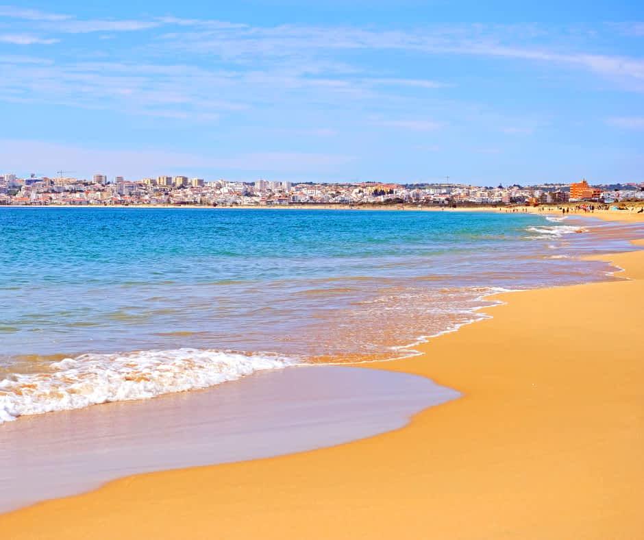 Meia Praia Lagos Beach