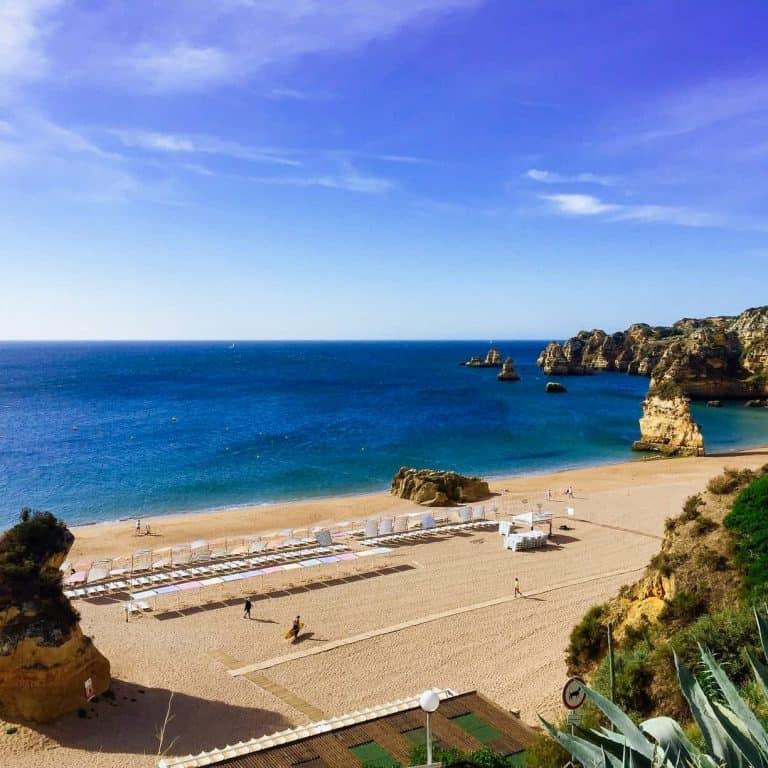 Praia Dona Ana Beach