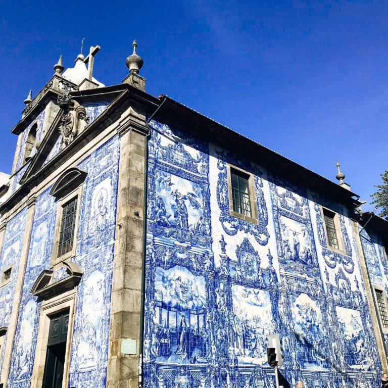 Chapel of Souls Porto