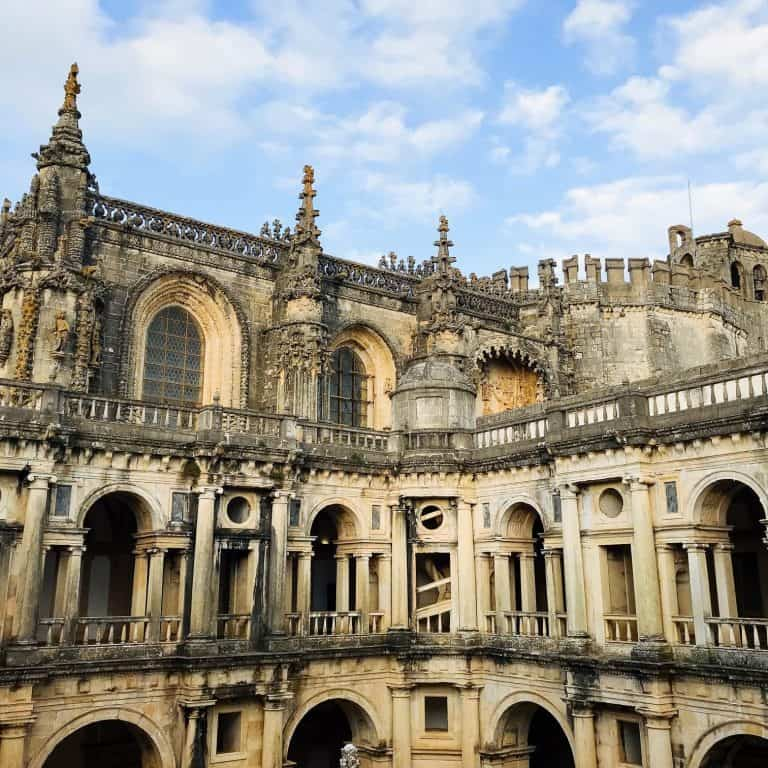 Convento Cristo, Tomar