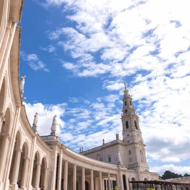 Lisbon to Fatima, Portugal