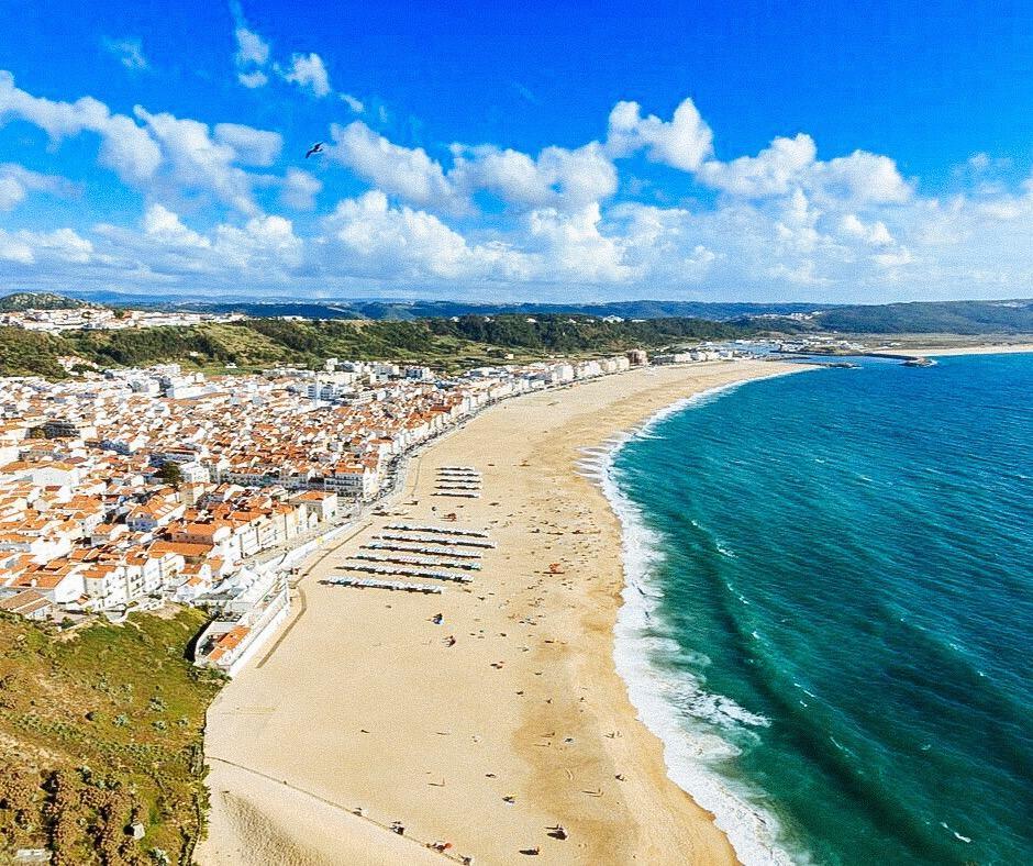 Nazaré, Silver Coast Portugal