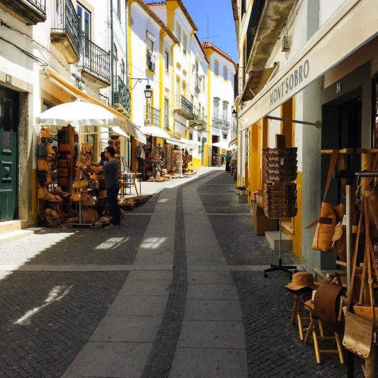 Lisbon to Evora