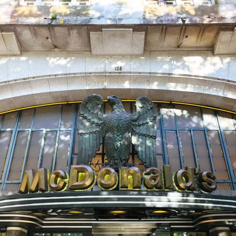Porto McDonalds