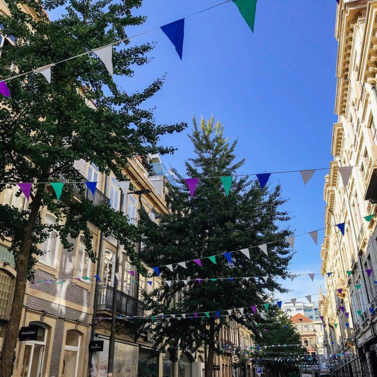 Rua de Cândido dos Reis