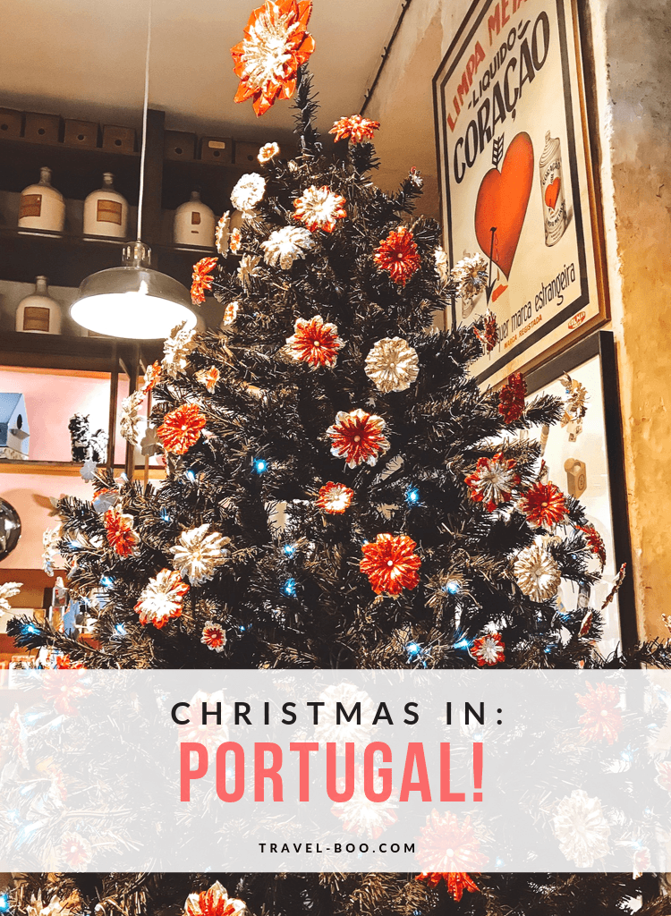 Christmas in Portugal!