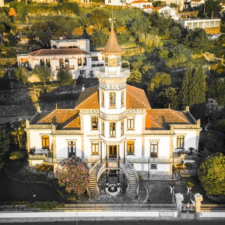 Palacete Villa Idalina - Seixas