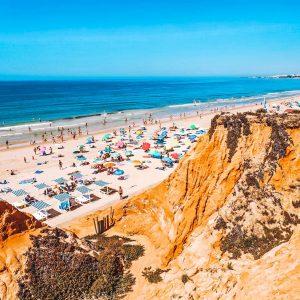 Things to do in Vilamoura - Falesia Beach Vilamoura