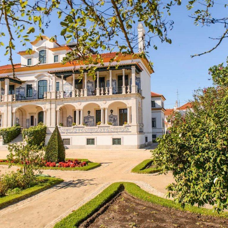 Palácio de Rio Frio - Palmela
