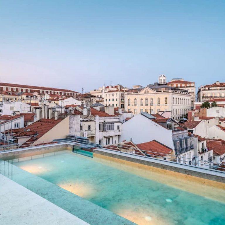 Verride Palácio Santa Catarina - Lisbon