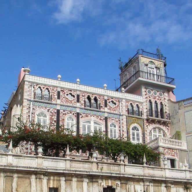 Palacete Chafariz Del Rei - Lisbon