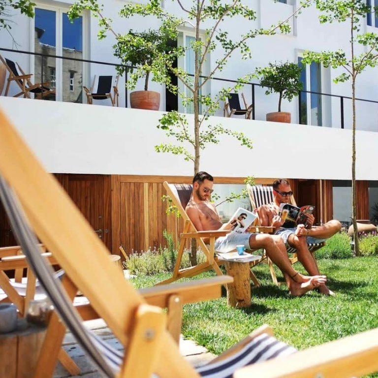The Late Birds Gay Hotel Lisbon