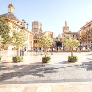 How to get from Madrid to Valencia, Spain