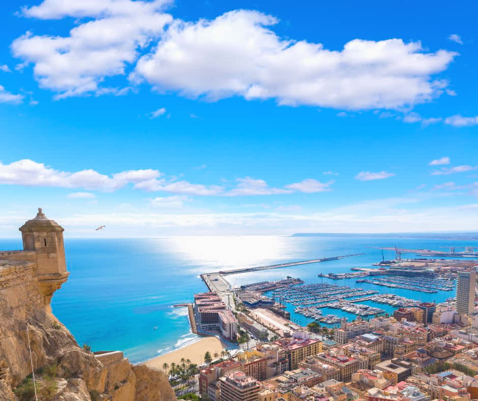 How to get from Madrid to Alicante, Spain