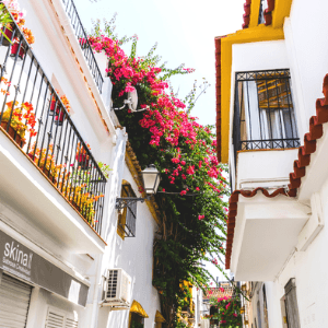 How to get from Malaga to Marbella, Spain