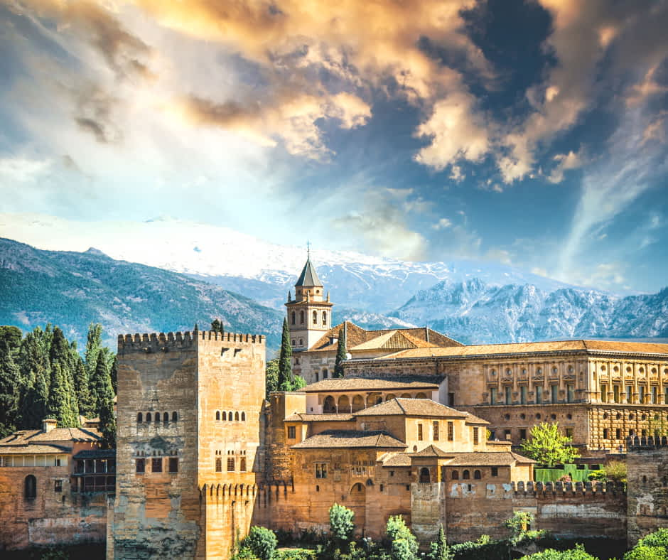How to get from Malaga to Granada