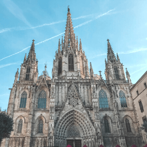 How to get from Malaga to Barcelona