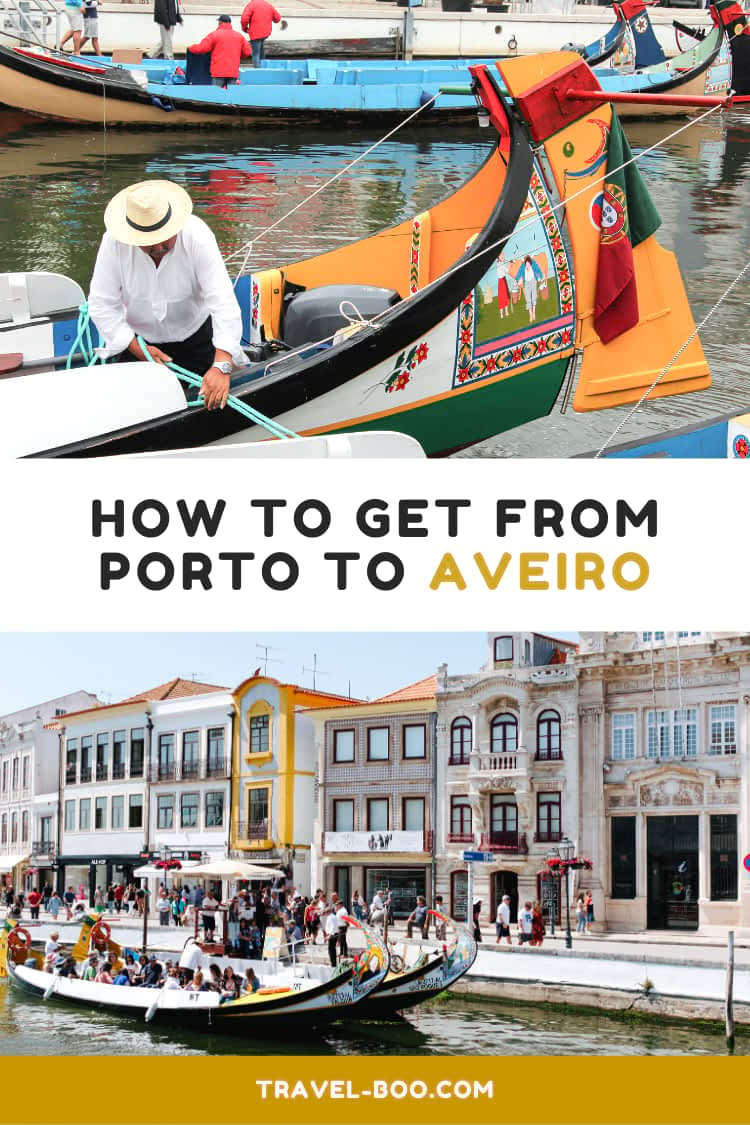 How to Travel from Porto to Aveiro! Visiting Porto and planning a day trip to Aveiro? This guide outlines exactly how to get to Aveiro from Porto. Aveiro Portugal   Portugal Travel #portugaltravel #porto #aveiroportugal #portotravel