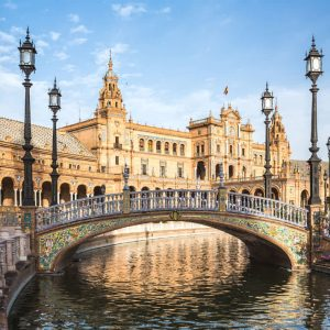 How to travel from Malaga to Seville, Spain