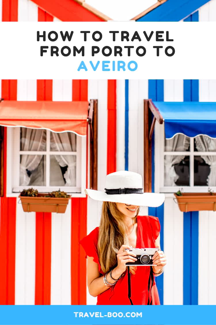 How to Travel from Porto to Aveiro! Visiting Porto and planning a day trip to Aveiro? This guide outlines exactly how to get to Aveiro from Porto. Aveiro Portugal | Portugal Travel #portugaltravel #porto #aveiroportugal #portotravel