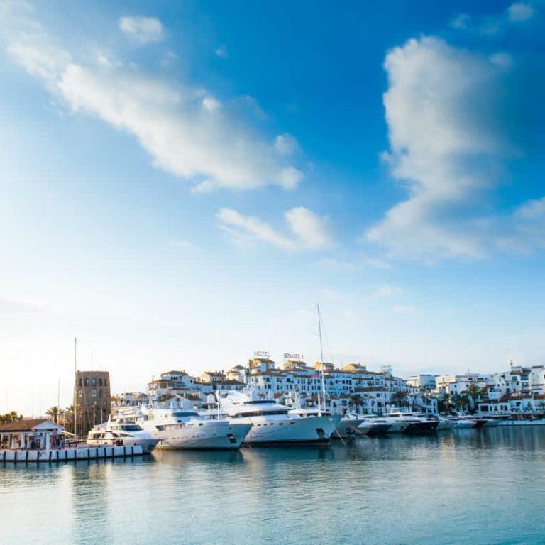 Marbella Puerto Banus Marina